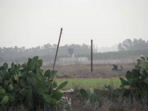 Israeli watchtower